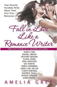 cover of Fall In Love Like a Romance Writer