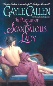 cover of In Pursuit of a Scandalous Lady