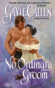 cover of No Ordinary Groom