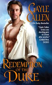 cover of The Redemption of the Duke