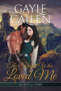 cover of The Knight Who Loved Me