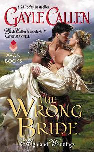Cover for The Wrong Bride