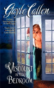 cover of The Viscount In Her Bedroom